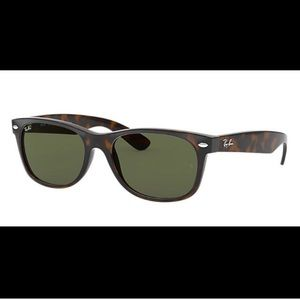 Authentic Ray ban sunglasses - with case